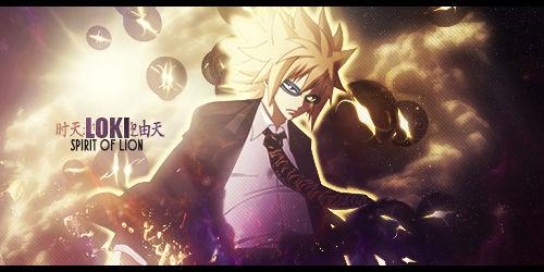 Fairy Tail - Loki