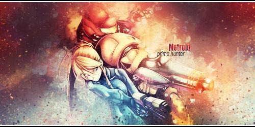 Samus-Metroid