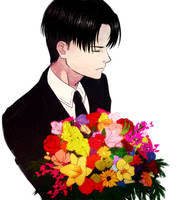 Bouquet by harumishi