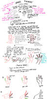 EDITTED cartoon hands tutorial by LVL80Catlady