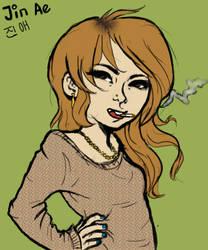 Jin Ae by LVL80Catlady
