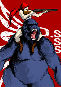 Fossey and Giganto
