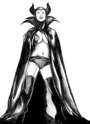 Draw Off 21_Frost Maleficent