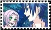 SasuSaku Stamp (4) by Hakufumomo