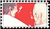 SasuSaku Stamp (14) by Hakufumomo