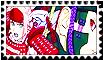 SasuSaku Stamp (15)- Especial Manga 616 by Hakufumomo