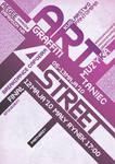 Art4street poster
