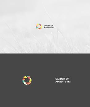 Garden of Advertising logo