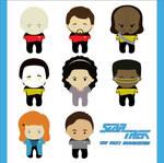 Star Trek: The Next Generation Characters