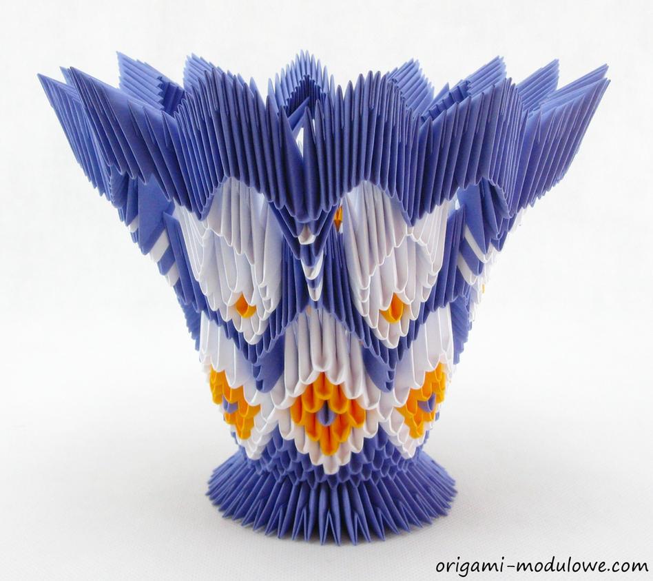 Модульное оригами схемы схема сборки
