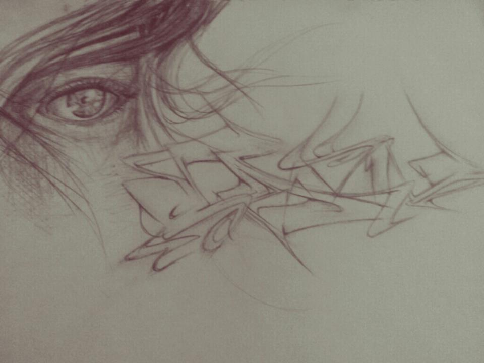 Red eye by Sayn-art