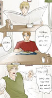 Who Are You!? [UsUk/APH]