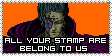 All Your Stamp... by ToastersToastToast