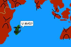 Pandemic II: U Mad? by ToastersToastToast
