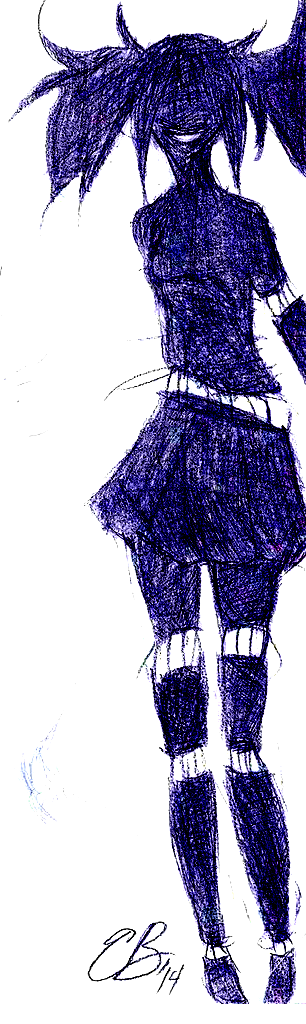 shadow of my former self by meanderingDreams