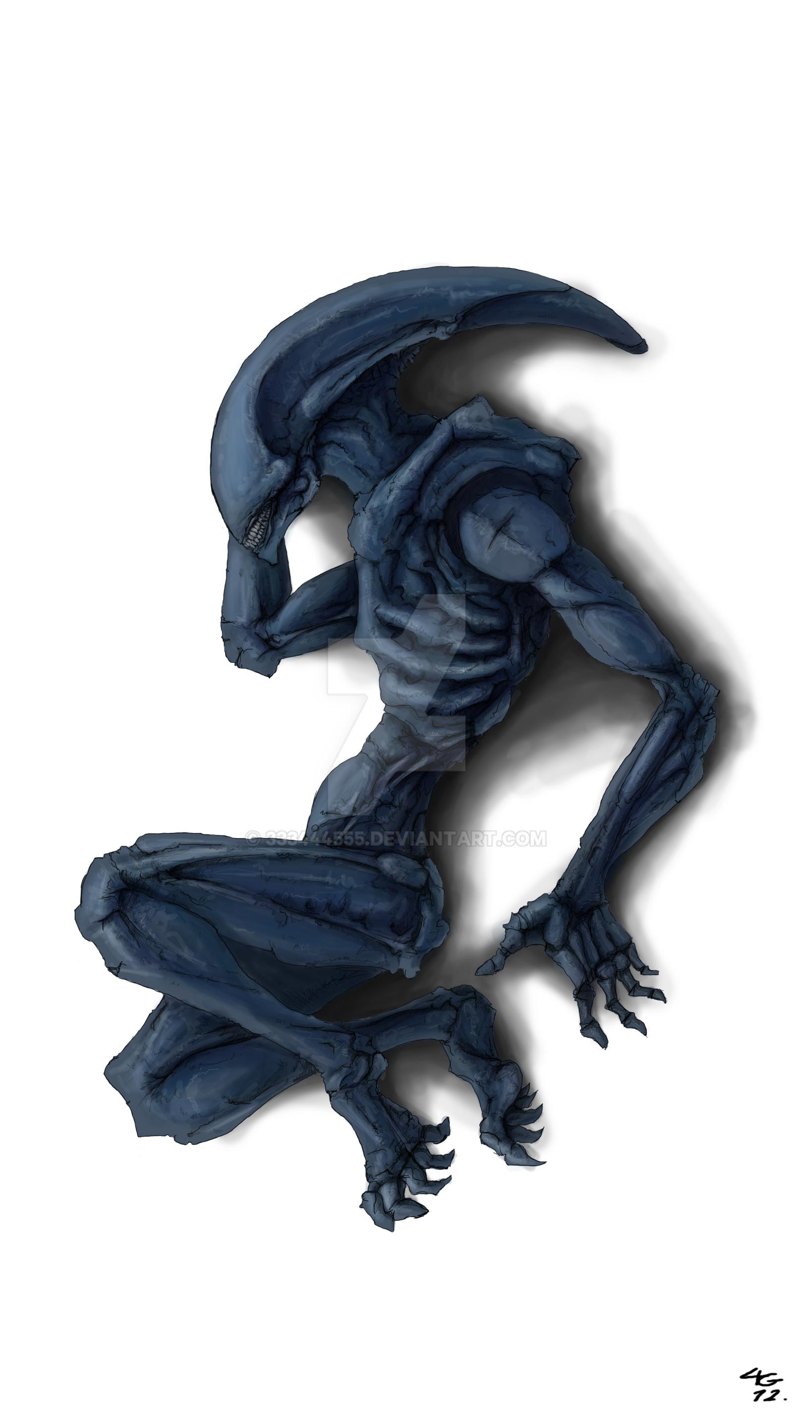 prometheus proto alien by 333444555