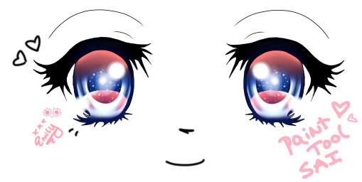 Eyes by EJ-Hoshi