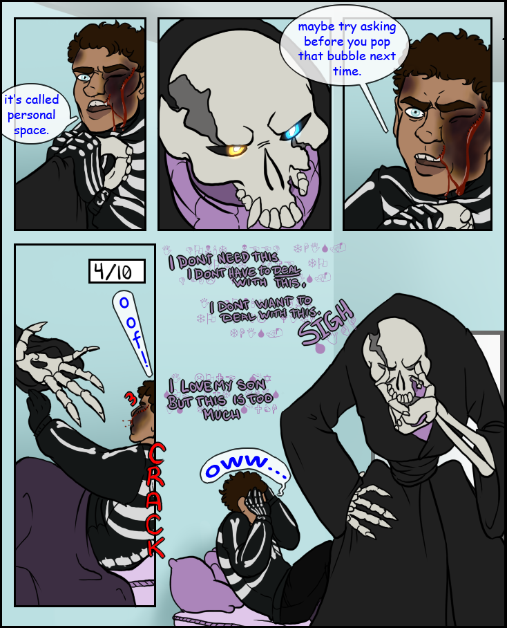 In which Sans may or may not have a point