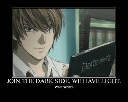 Light Yagami Motivational by GrayIceFullBuster