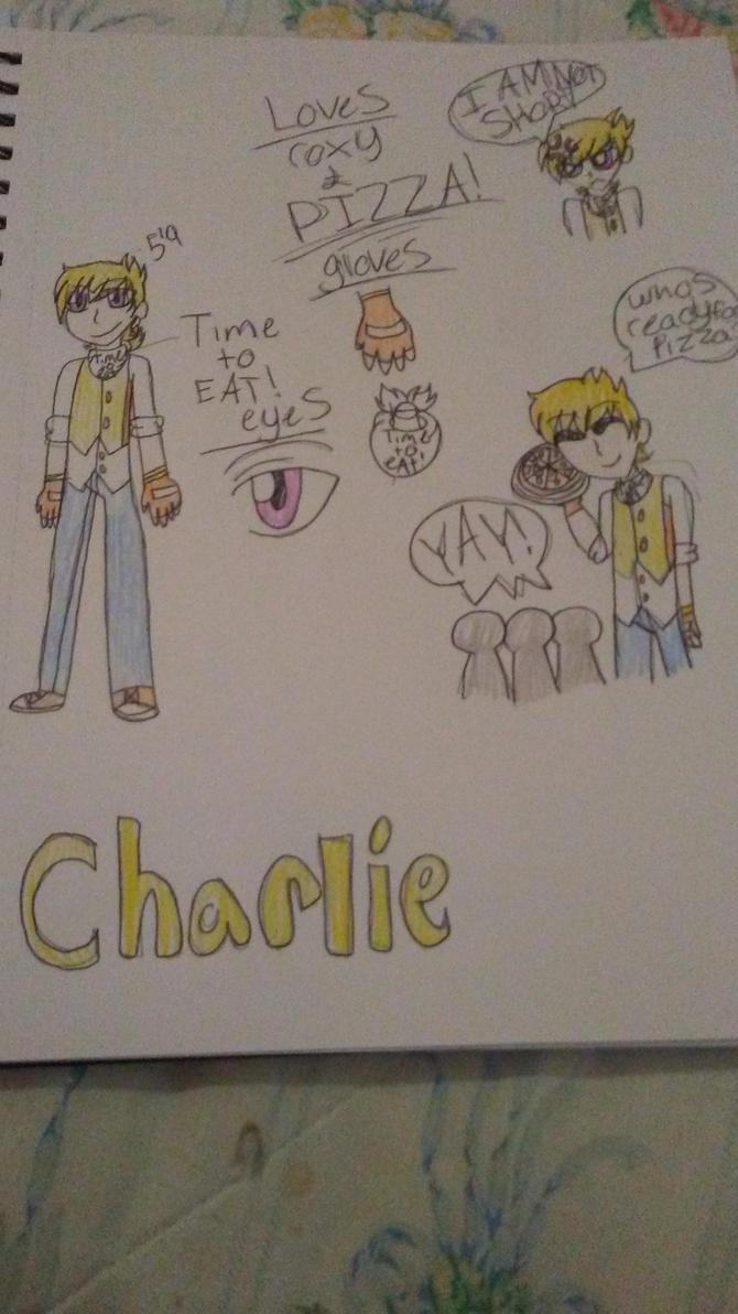 charlie by queenofspades09