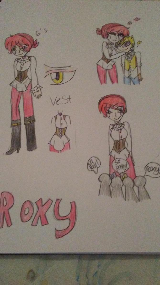 roxy by queenofspades09