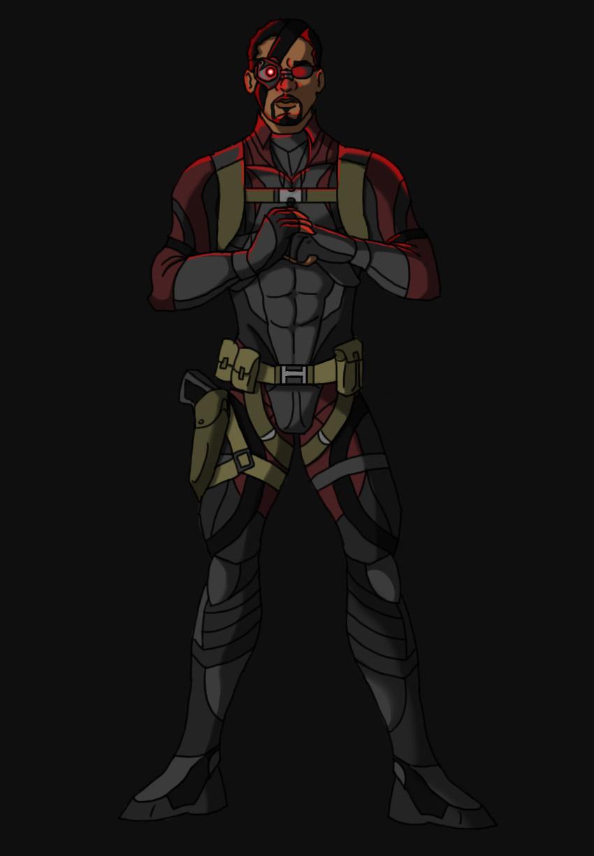 Deadshot Redesign Deadshot by Datjivetur...