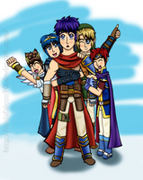 SSB: We Like Ike! by NinjaFalcon90