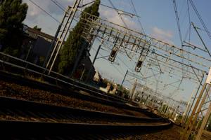 Railway Poznan