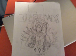 Borderlands fan art