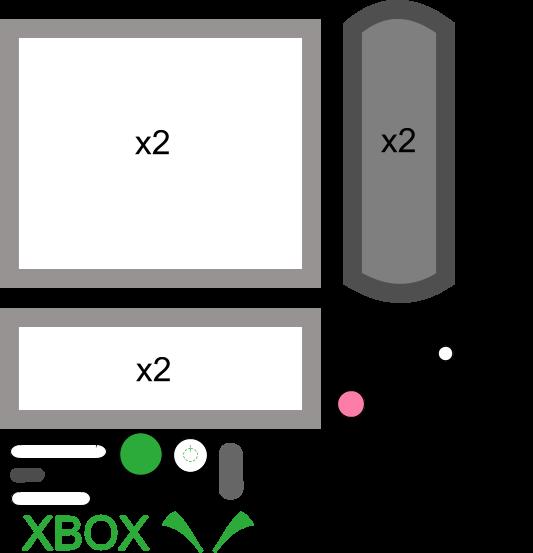 XBOX 360 Plush Pattern By PlushPatterns On DeviantArt