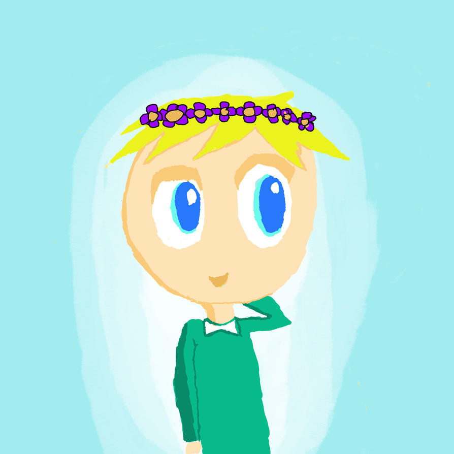 Butters~ south park by punkgirlkiller123