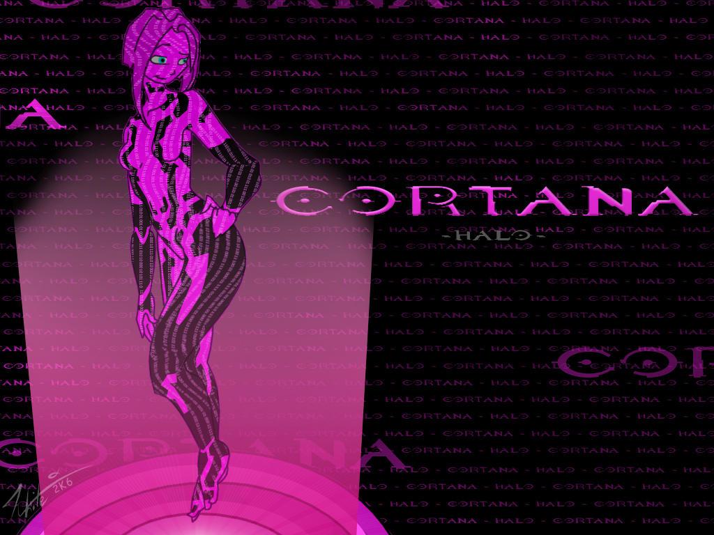 Cortana Wallpaper By SEspider