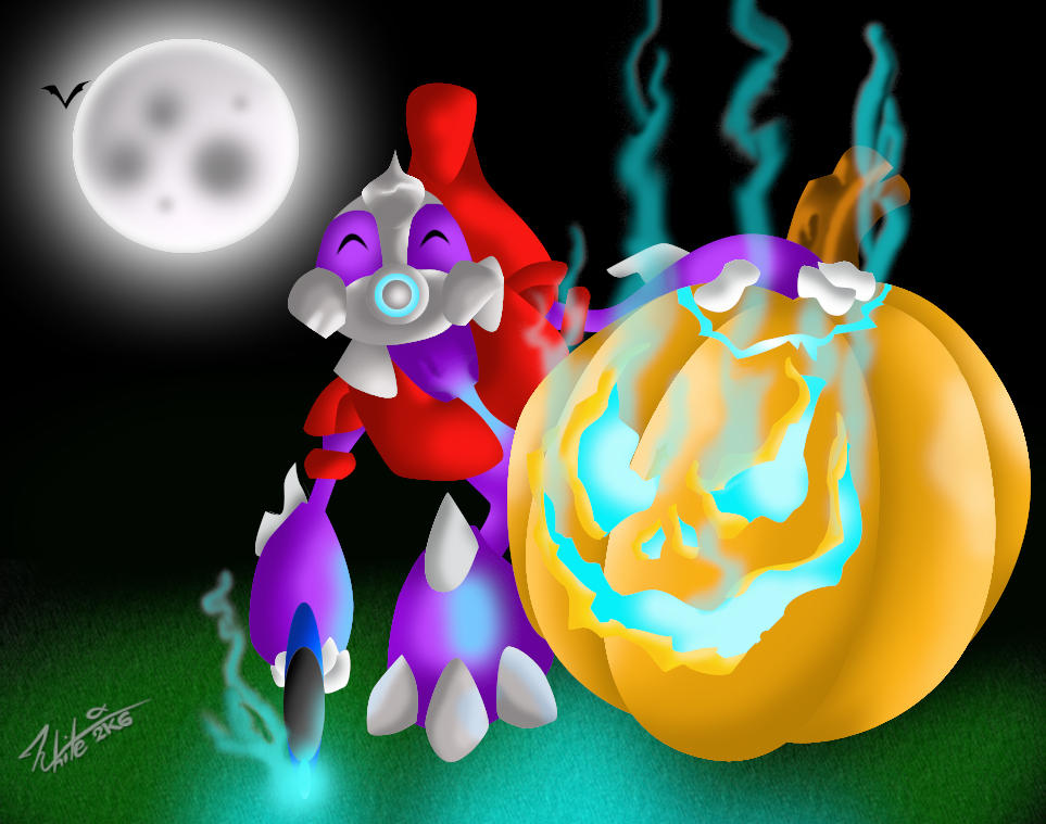 halo halloween by sespider - Halloween Halo