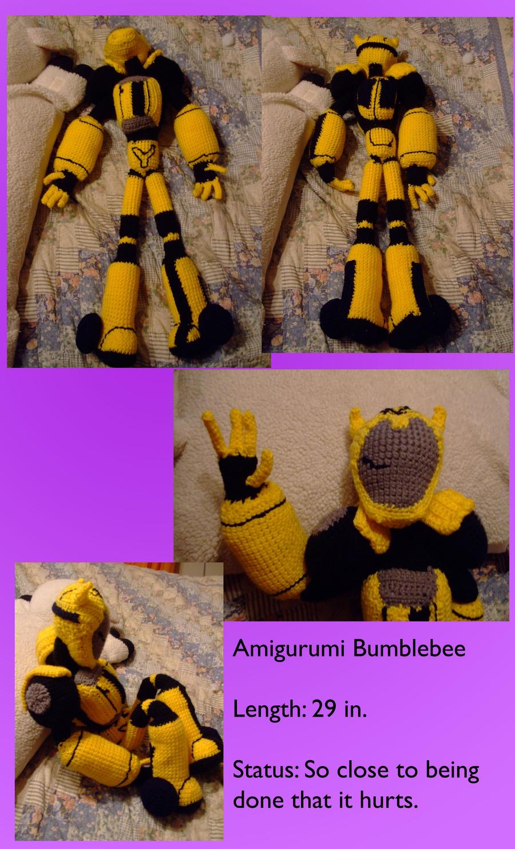Amigurumi Bee , Crochet Toy Bee doll, , Bumble Bee, Crochet baby ... | 1483x900