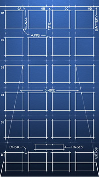 Blueprint iPhone 5