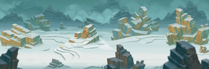 Frozen Plains by Frayde