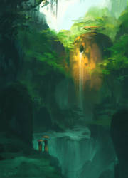 The Source by Frayde