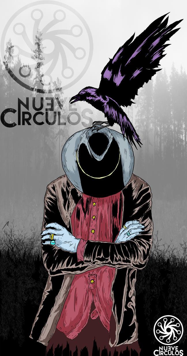 Nueve circulos Chielan rock band by acidddBurn