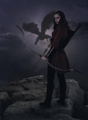 Dragonborn by Vackertmorkt