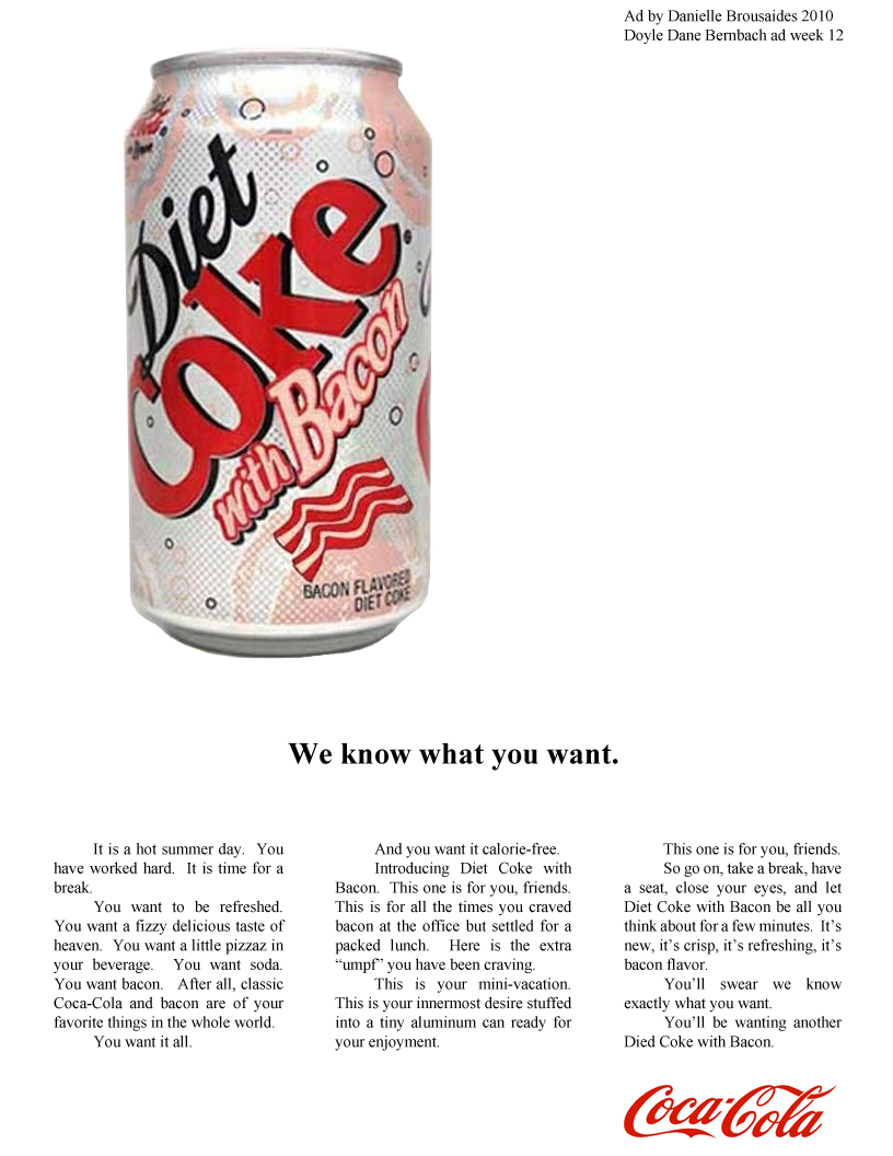 having a coke with you commentary It turns out if you buddy up to the dea and federal regulators, you can make all the cocaine you want while buying opium and marijuana by the ton -- as long as you're a powerful corporation with ties to coca-cola and other wealthy organizations.