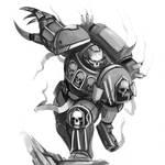 Primaris Spacemarine - brother ame