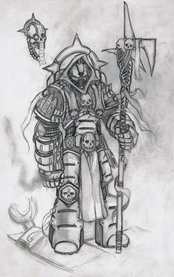 warhammer by sanjayblack