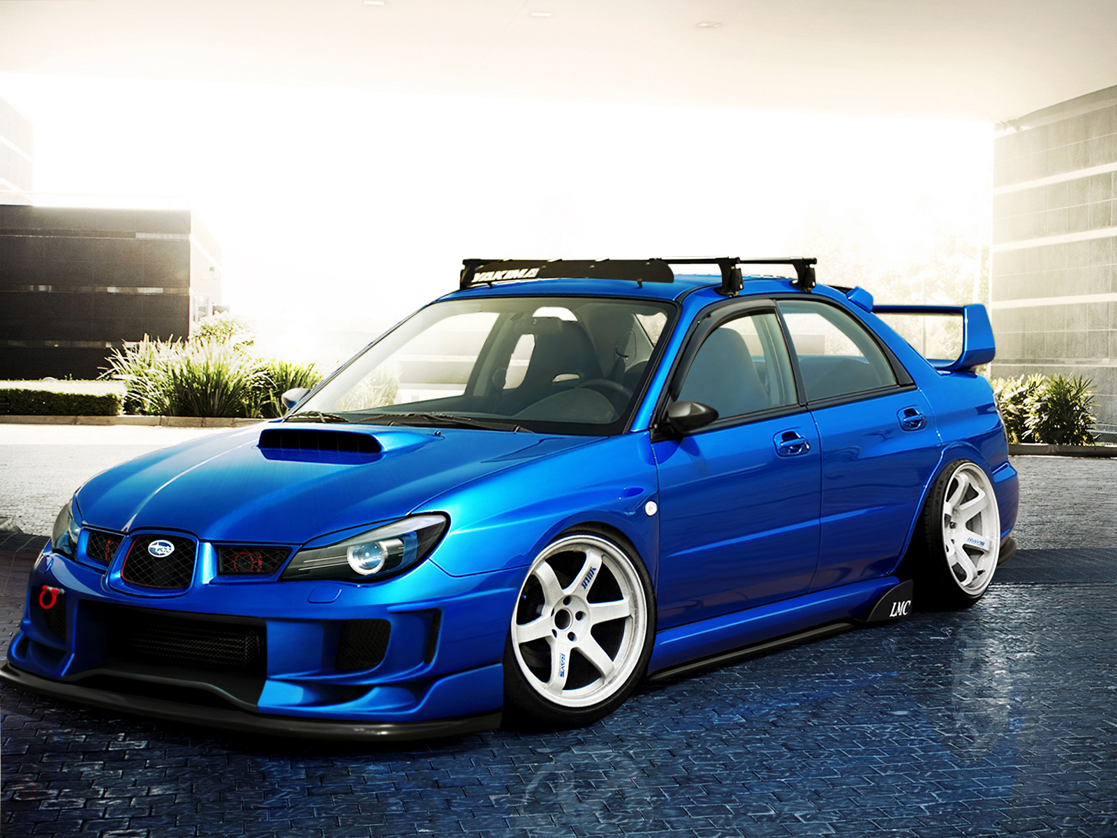 Subaru Impreza by BitFabio