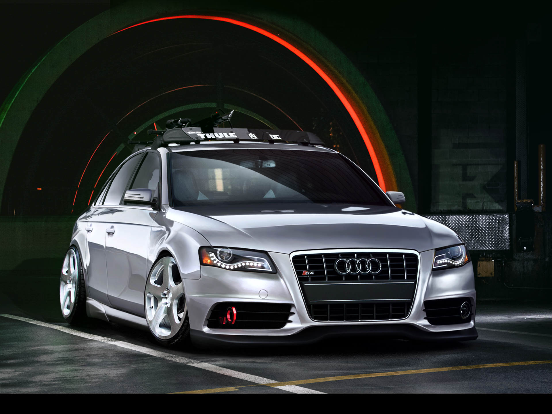 Audi S4 by BitFabio