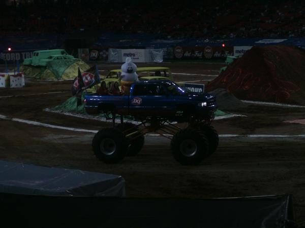 Monster Jam: DQ Monster by Darkness7