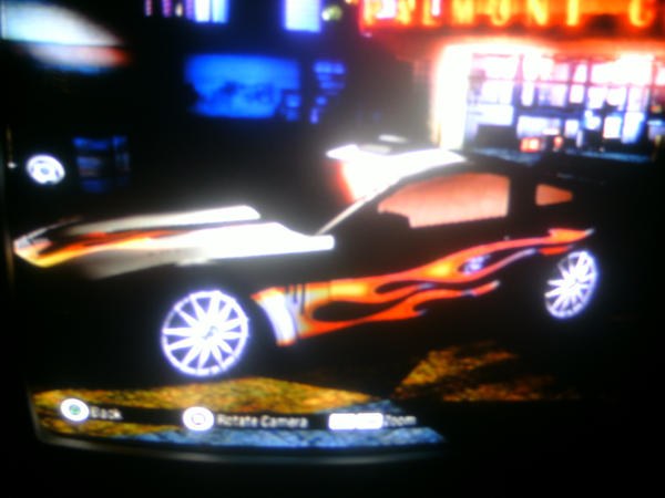 NFS Carbon: Razor's Mustang by Darkness7 on DeviantArt