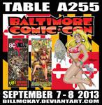 Baltimore Comic Con 2013
