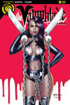 Vampblade 2 Variant Cover C by BillMcKay