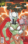 Zombie Tramp Thor Sketch Cover