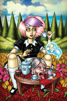 Dollface 4 Cover D by BillMcKay